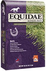 Equidae Alfalfa Plus Horse Feed 40 Lb