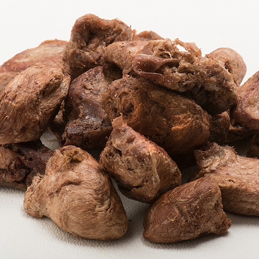 Fresh Is Best Freeze Dried Chicken Hearts For Dogs