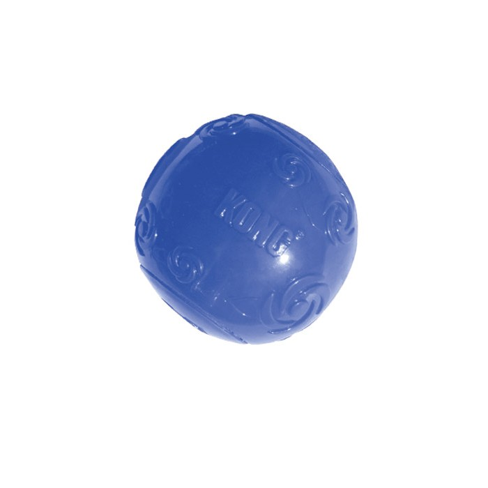 Large Dog Toys Balls : Kong squeezz ball dog toy large naturalpetwarehouse