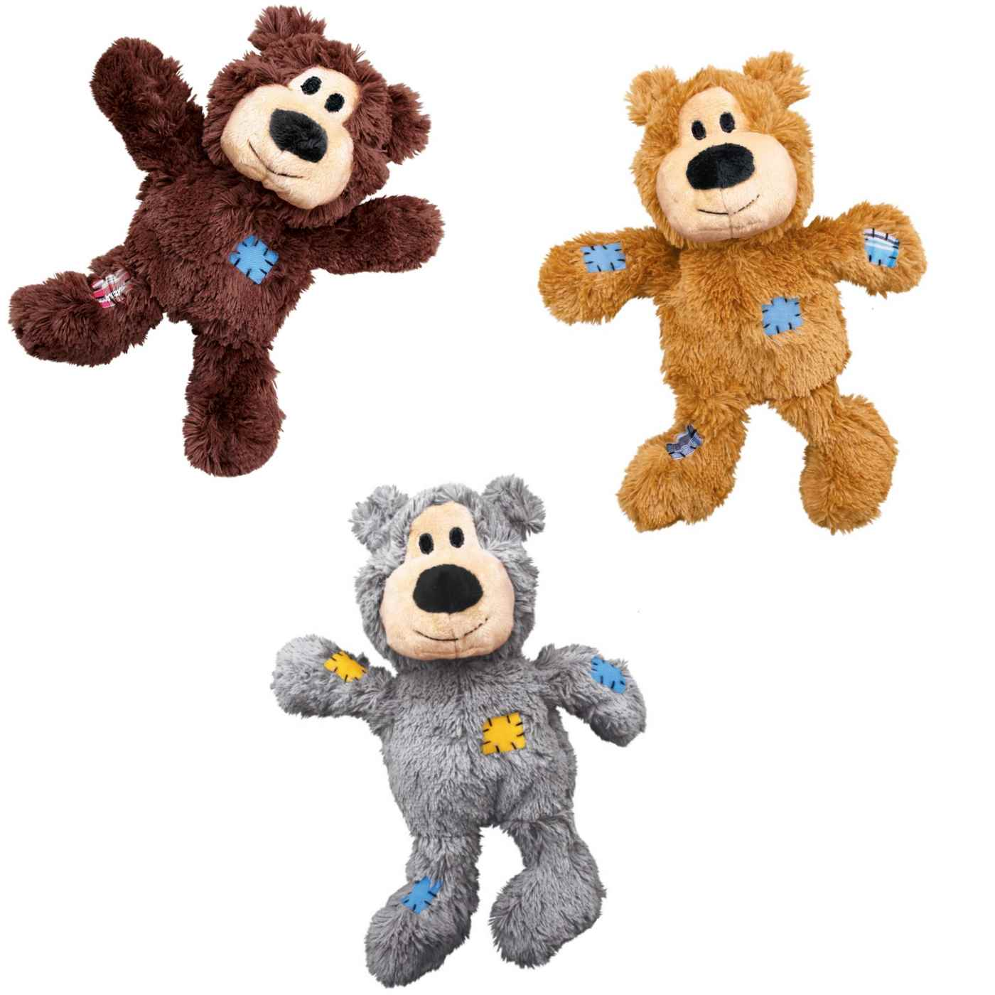 Dog Toy Kong Wild Knots