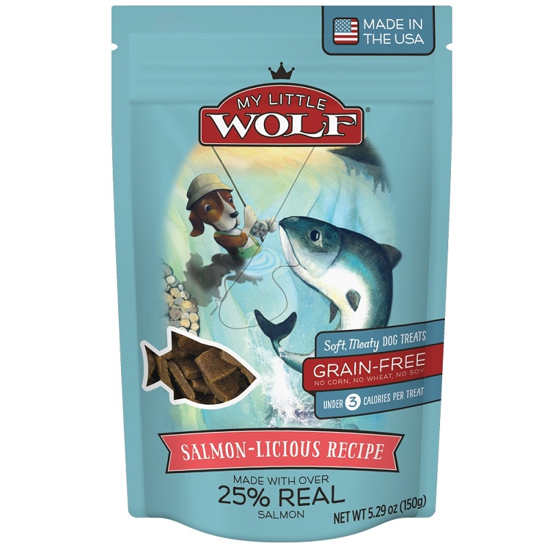 My Little Wolf Dog Treats Review