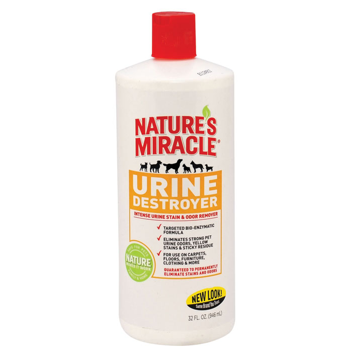 Natures Miracle Enzymes For Dog Urine