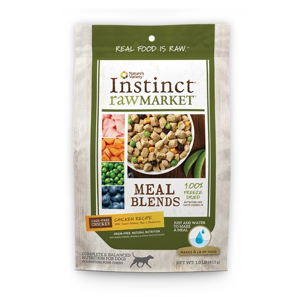 Natures Variety Freeze Dried Cat Food