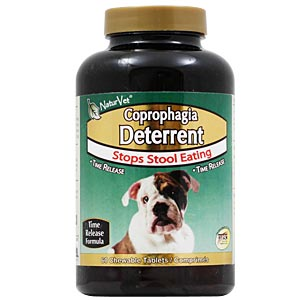Naturvet Coprophagia Deterrent Stop Eating Stool Dog