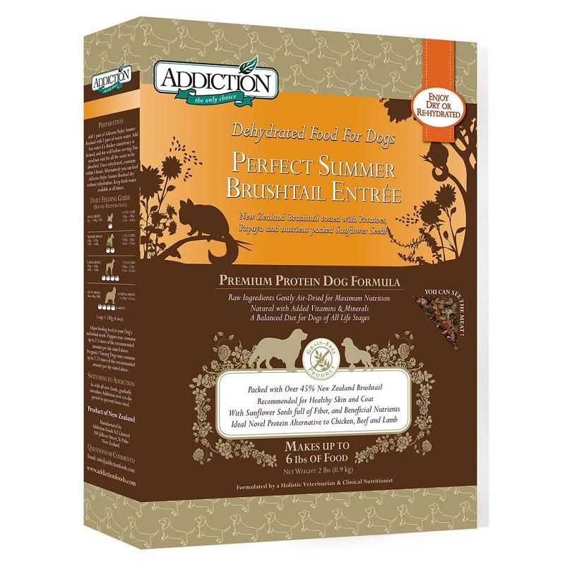 Addiction Grain-Free Perfect Summer Brushtail Raw ...