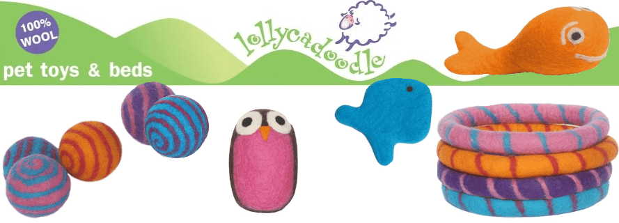 New Wool Dog Toys & Cat Beds
