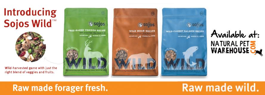 Sojos Wild Wild Boar Recipe Dry Dog Food