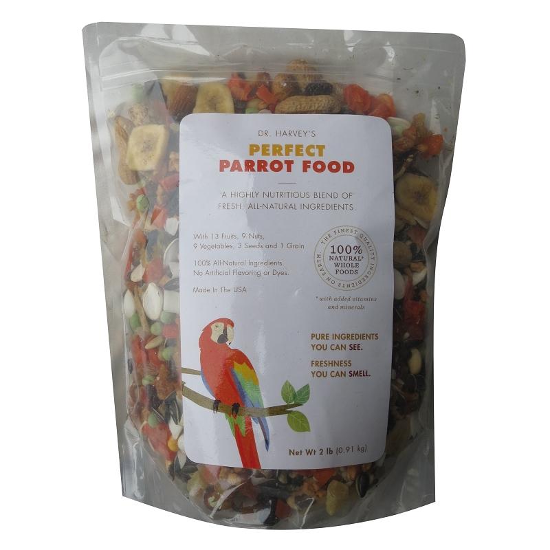 Dr Harvey S Bird Food
