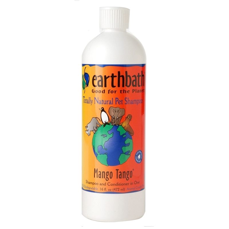 earthbath mango tango shampoo for dogs With earthbath dog shampoo