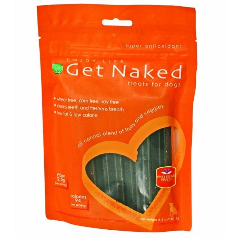 Get Naked Super Antioxidant Dental Chew Sticks for Dogs at