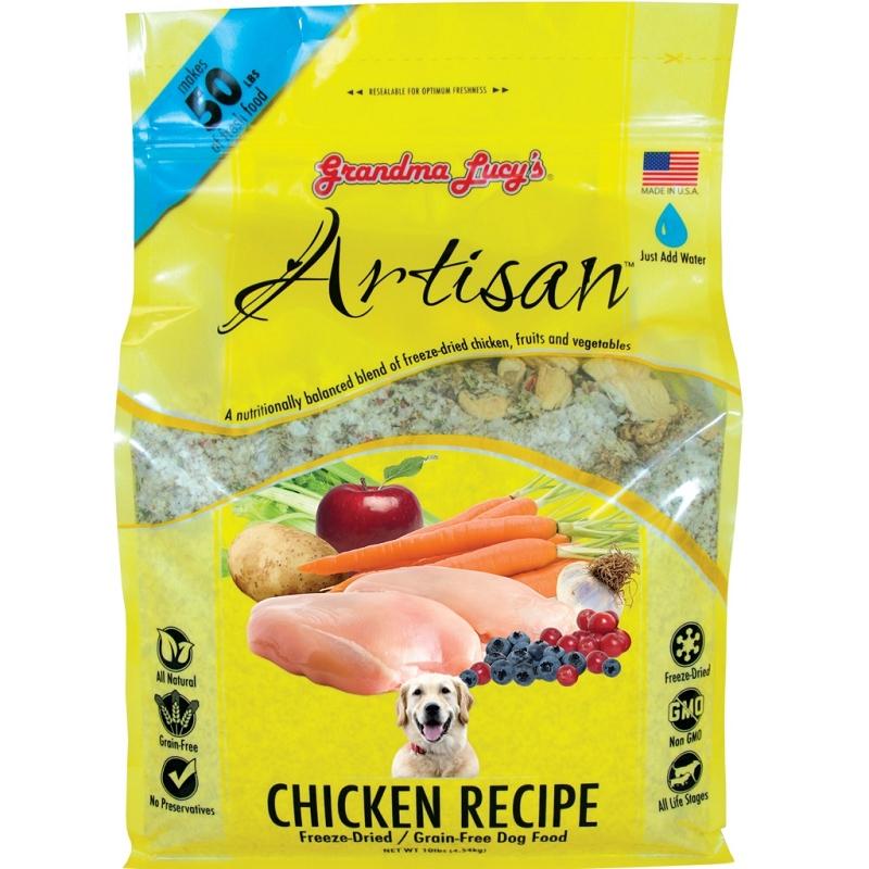 Grain Free Freeze Dried Dog Food