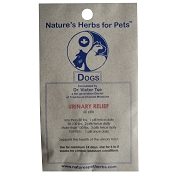 Nature's Herbs for Pets Urinary Relief Dog Supplement