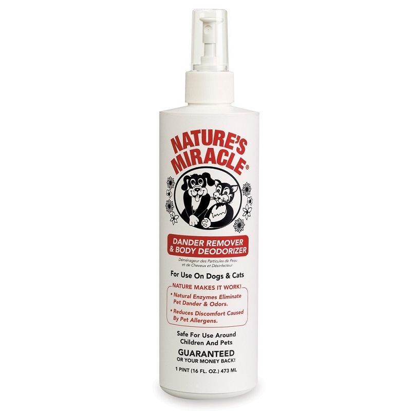 Natural Deodorizer Spray For Dogs
