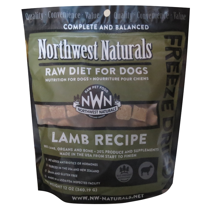 Northwest Naturals Dog Food