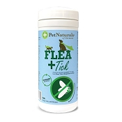 Pet Naturals of Vermont Flea + Tick Repellent Wipes for Dogs & Cats