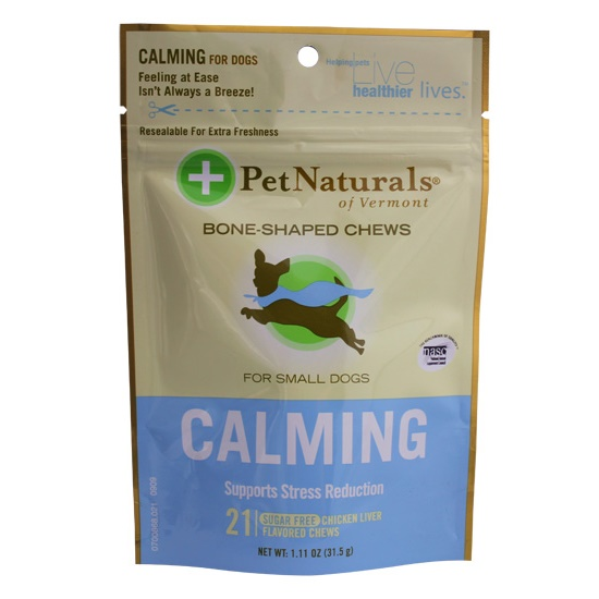 Pet Naturals Of Vermont Calming Dog Chews Reviews
