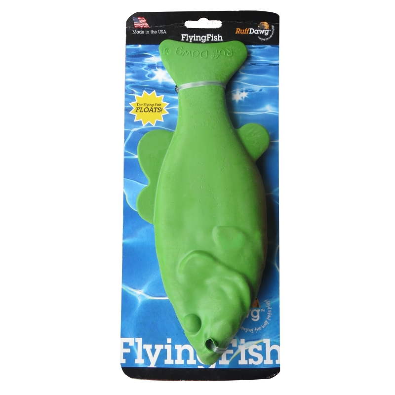 ruff dawg flying fish dog toy naturalpetwarehouse