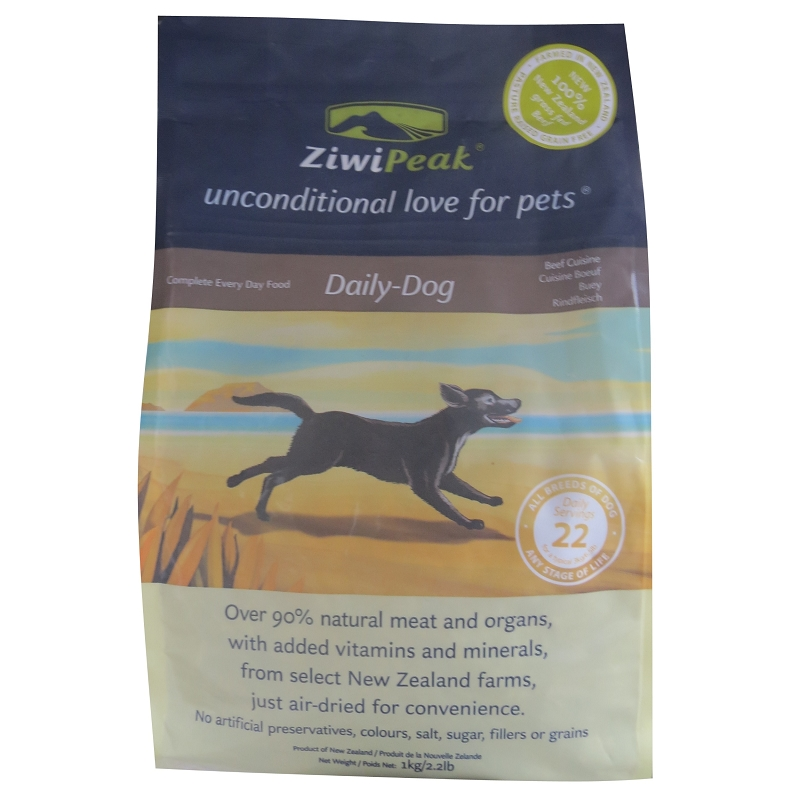 Ziwipeak Daily Dog Beef Cuisine Real Meat Dry Dog Food 2