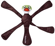 Doggles PentaPulls Duck Dog Toy