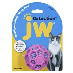 JW Pet Rattle Ball Cat Toy