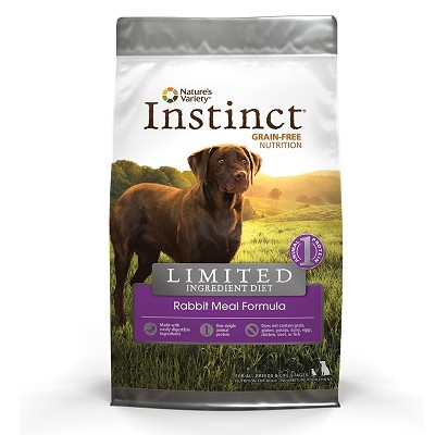 Nature S Variety Instinct Rabbit Cat Food Reviews