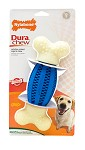 Nylabone DuraChew Double Action Dog Toy - Bacon Flavor