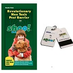 Shoo! Tag Dog Flea Tick Repellent - Double