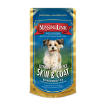 The Missing Link Ultimate Small Breed Skin & Coat Dog Supplement 8 oz