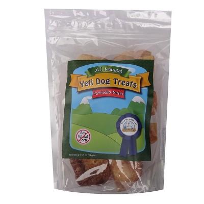 Yeti Dog Treats Crunchy Puffs