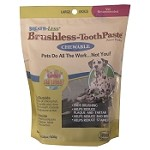 Ark Naturals Breath-Less Brushless Toothpaste Dog Chews - Large