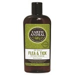 Earth Animal Flea and Tick Natural Dog Shampoo 12 oz