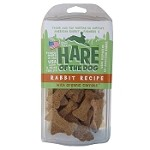 Hare of the Dog Rabbit with Organic Carrot Dog Treats
