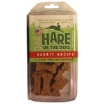 Hare of the Dog Rabbit with Apple & Dandelion Dog Treats