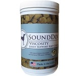 Herbsmith Sound Dog Viscosity 120 Count Joint Support Chews for Dogs, Large