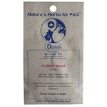 Nature's Herbs for Pets Allergy Relief Dog Supplement