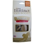 Nature's Variety Instinct Raw Boost Beef Formula Freeze-Dried Dog Treats