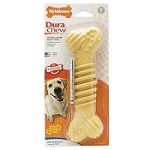 Nylabone DuraChew Textured Bone Chicken Flavor Dog Toy