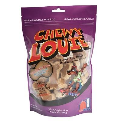 Chewy Louie Peanut Butter Dog Treats