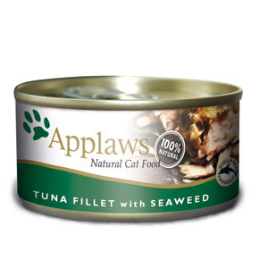 Applaws Tuna with Seaweed Canned Cat Food