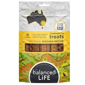 Balanced LiFe Air Dried Chicken Recipe Dog Treats