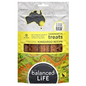 Balanced LiFe Air Dried Kangaroo Recipe Dog Treats