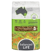 Balanced LiFe Air Dried Lamb Recipe Dog Food, 2.2-lb Bag