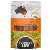 Balanced LiFe Air Dried Salmon Recipe Dog Treats