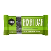 BIXBI Bar with Chicken & Pumpkin Dog Chew, Case of 6 Bars