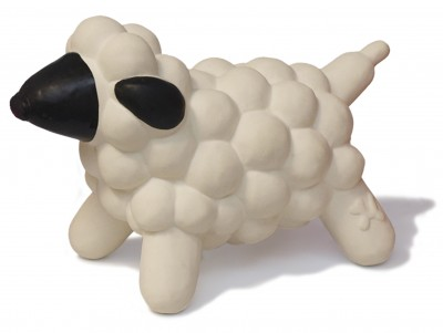 Charming Pet Balloon Shelly the Sheep Dog Toy - Large