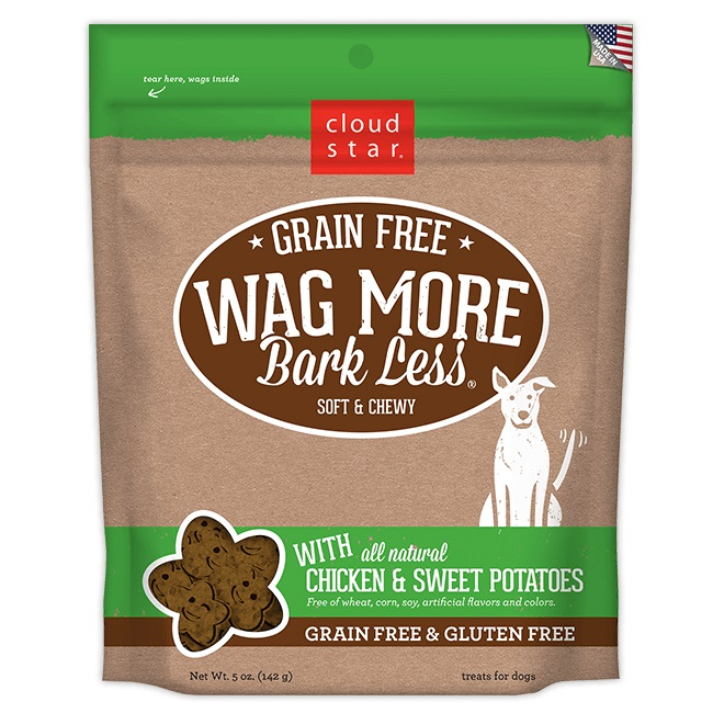 Cloud Star Wag More Bark Less Grain Free Soft Amp Chewy With