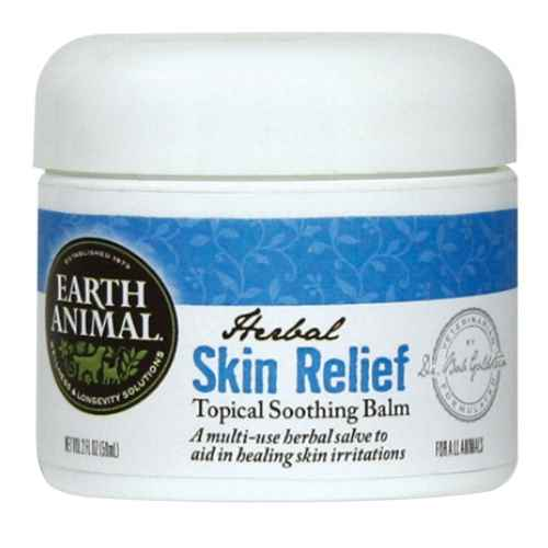 Earth Animal Herbal Skin Relief Topical Balm for Dogs & Cats