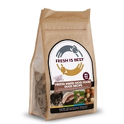 Fresh is Best Duck Recipe Freeze-Dried Dog Food, 8-oz Bag