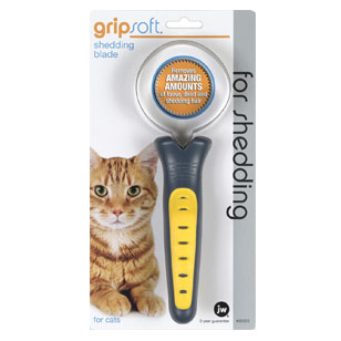 JW Pet Cat Shedding Blade