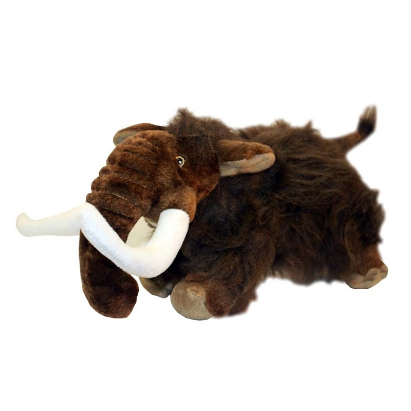 multipet mammoth plush dog toy naturalpetwarehouse